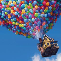 Pixar Up!